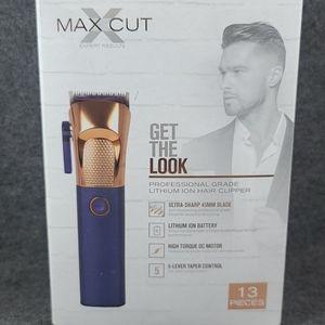 CONAIR- MAX CUT Pro grade Lithium Ion clipper